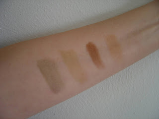 swatches of Monave eye shadows.jpeg