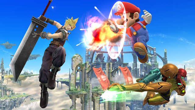 Super Smash Bros. 4 (WII U) Emulado PC Español