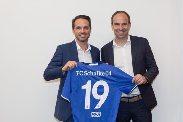 KONAMI anuncia un acuerdo oficial con el FC Schalke 04