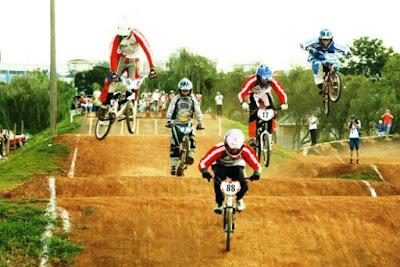Paraibanos são destaque nas categorias de etapa do 'Estadual de Bicicross'