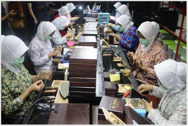 Pabrik Cerutu BIN Cigaret;Top 10 Destinasi Wisata Jember;
