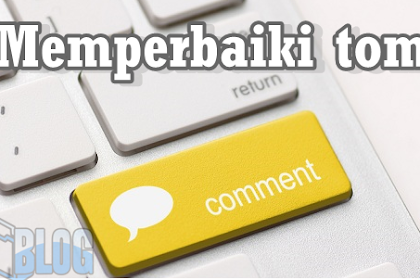 Memperbaiki Tombol Replay Error pada Komentar Blogspot