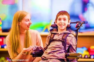 نصائح لأمهات الأطفال ذوى الإعاقة الحركية