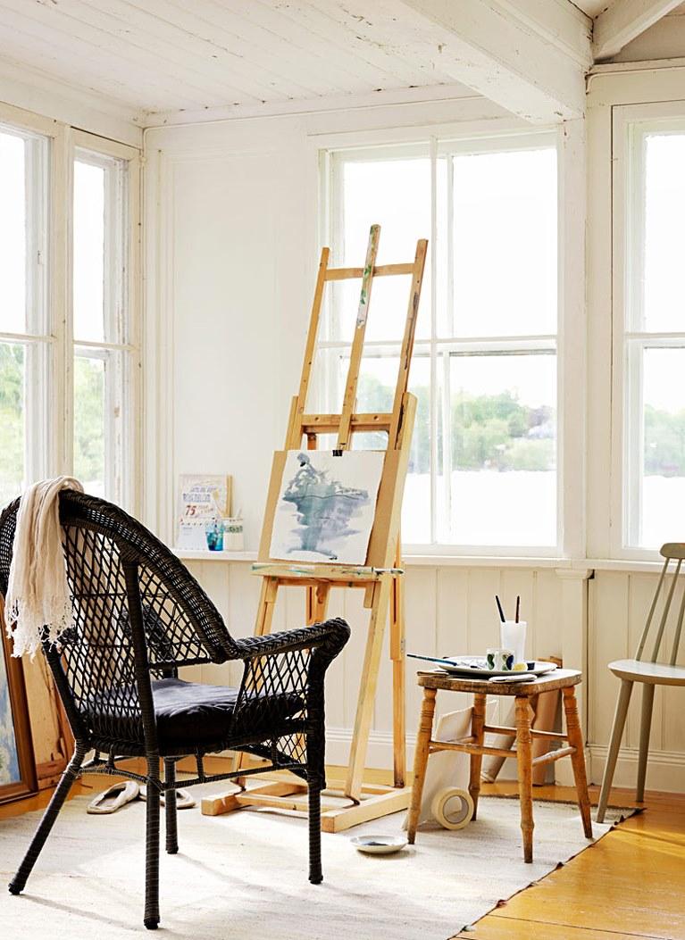 Ideas Painting Room Photoshoot