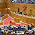 Ás portas dun debate de política xeral nunha sesión do Parlamento de Galicia
