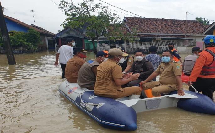 Bupati Bekasi : Kita Sudah Siap Hadapi Banjir