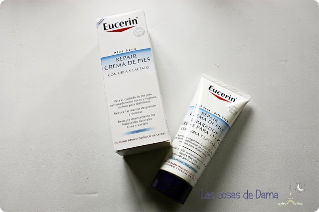 Repair Crema Pies Eucerin