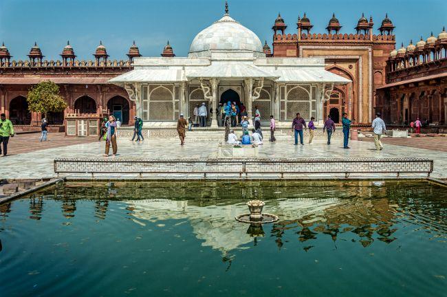 Salim Chishti Dargah at Fatehpur Sikri
