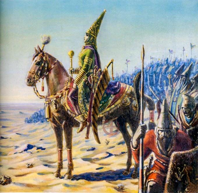 Η γυναίκα στρατηγός που αποκεφάλισε τον βασιλιά Κύρο της Περσίας