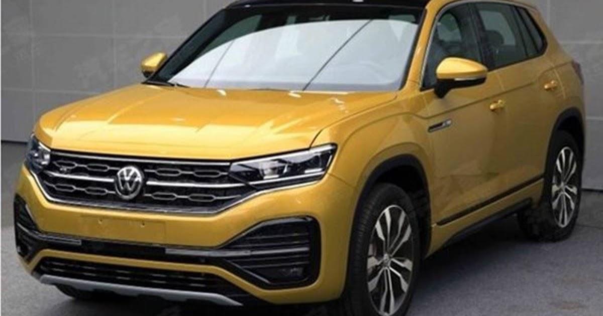 VW Tayron, concorrente do Compass, em novembro - China ...
