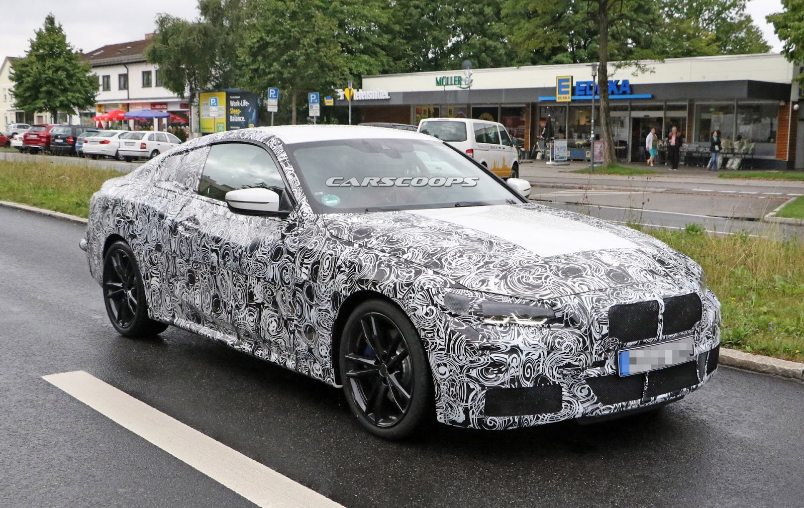 2020 Bmw 4 Series Coupe Spy Shot Ms Blog