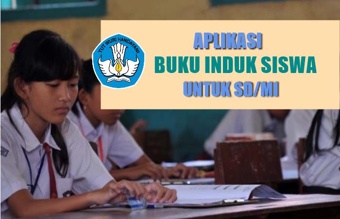Aplikasi Buku Induk Siswa Sd Mi Format Excel Gratis Guru Madrasah