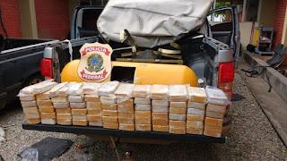 Polícia Federal desarticula grupo criminoso de tráfico de drogas em Sergipe