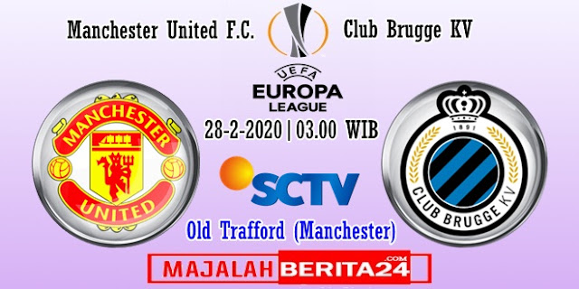 Prediksi Manchester United vs Club Brugge