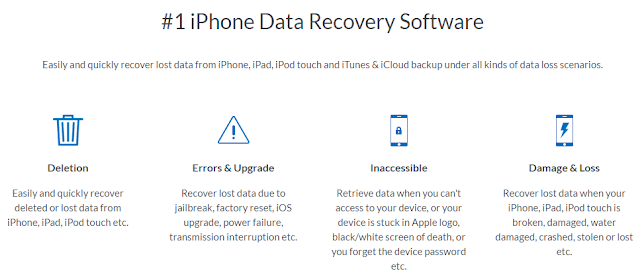 Do Your Data Recovery for iPhone 4.0 Sundeep Maan