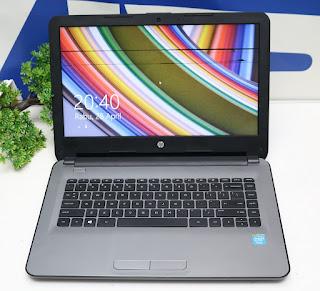 Laptop Bekas HP14-ac001TU