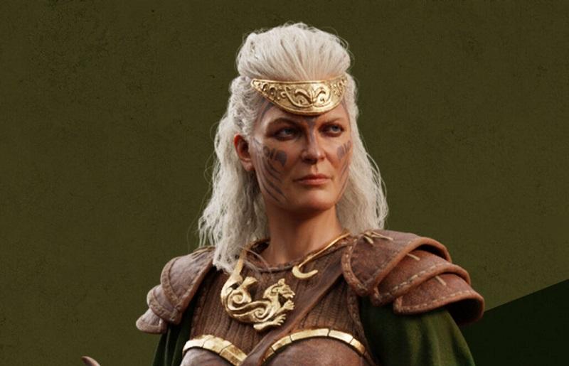 Hipólita - Rainha das Amazonas e Filha de Ares