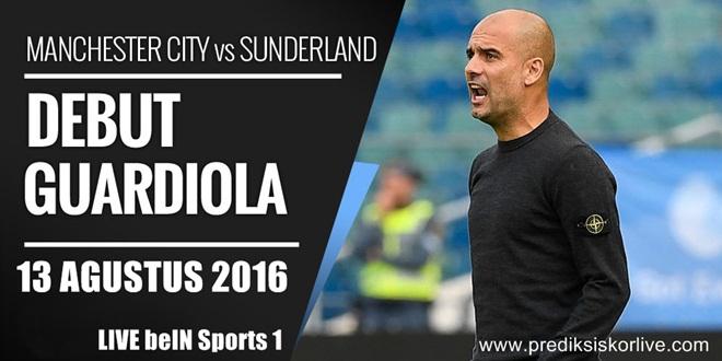 Prediksi Bola Liga Inggris Manchester City vs Sunderland