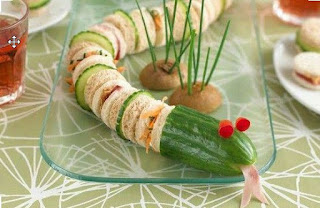 the perfect kids party snack