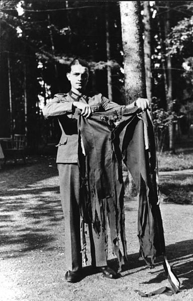 20 July 1944 Bomb plot worldwartwo.filminspector.com Hitler's uniform