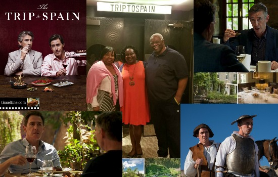 Food and Film Blog review The Trip To Spain