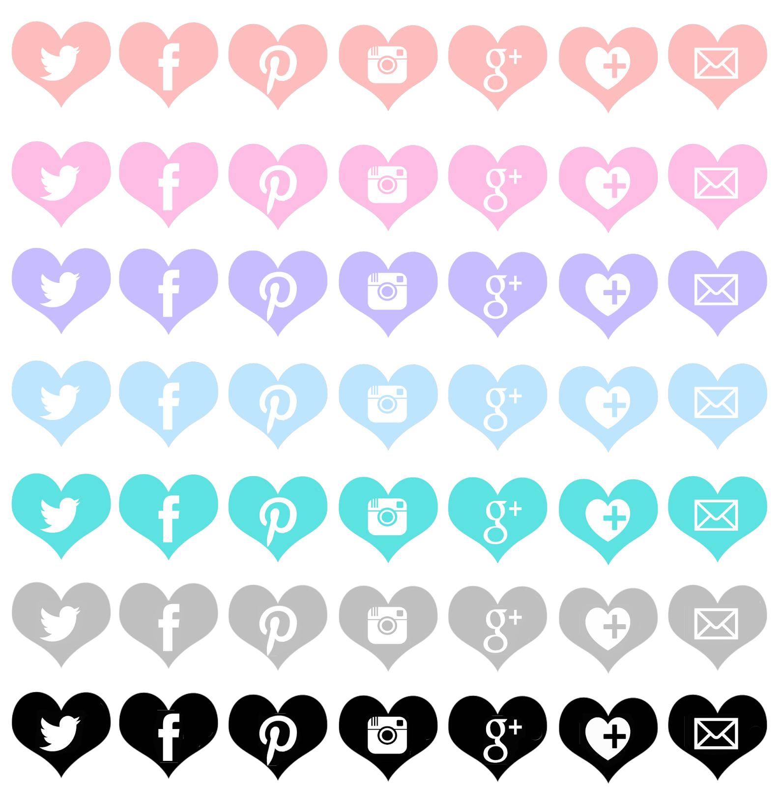 free social media buttons, free social media icons, bloggers, social media buttons for blogs, heart social media buttons, cute social media buttons, heart social media buttons, girly social media buttons, free cute social media buttons, icons,