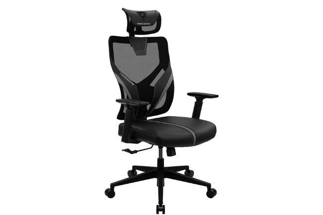 Cadeira Thunderx3 Yama1 Preta recomendada melhor cadeira para escritório
