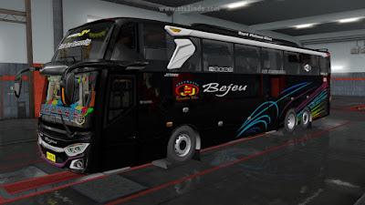 Bejeu Scania K410