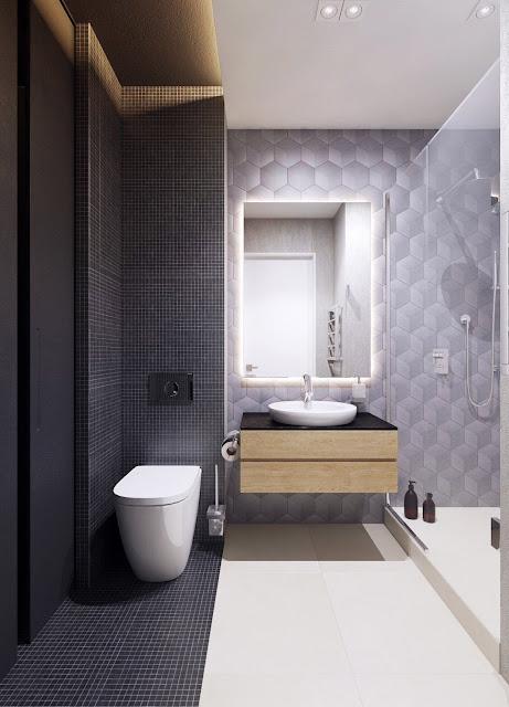3d Tiles Design For Bathroom