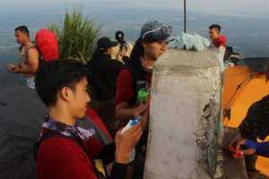 CAV OT MOUNTAIN Puncak Ungaran Semarang-Lulu Kartika