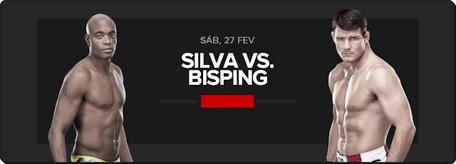 """ANDERSON """"SPIDER"""" SILVA VOLTA AO OCTÓGONO SÁBADO NO UFC LONDRES"""
