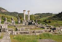 Ruins of ancient Greek City