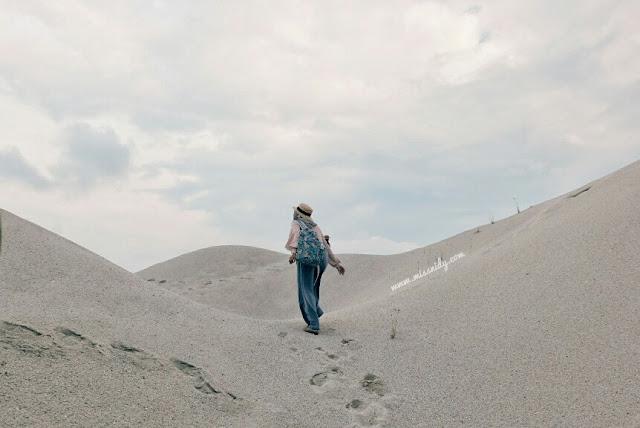 padang pasir di malaysia