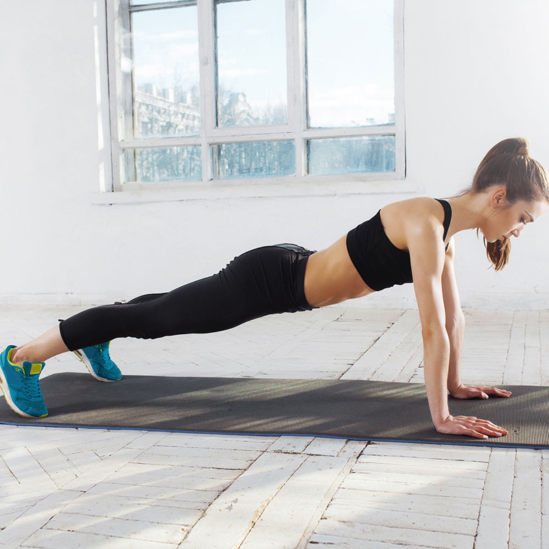 8 Pushup Rules Every Woman Must Know
