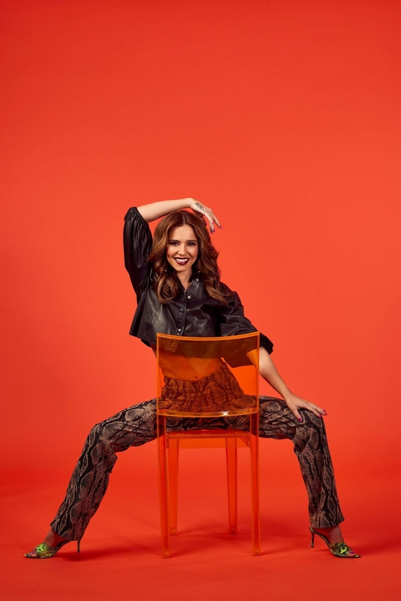 Cheryl Featured In The Sunday Times December 2019