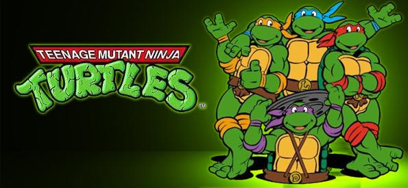 H 233 Roes Animados Teenage Mutant Ninja Turtles