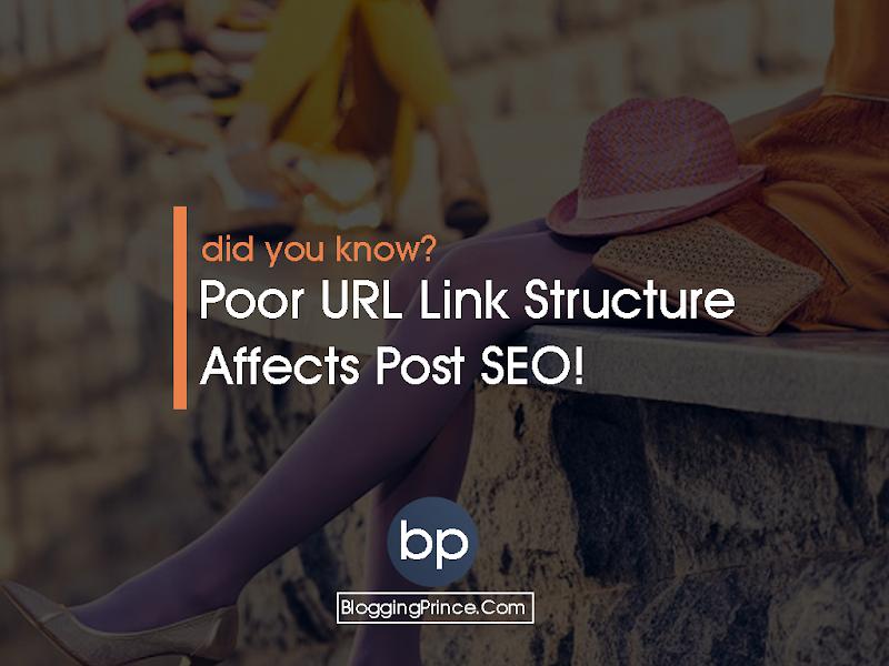 blogger url structure