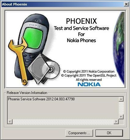 Phoenix Service Software 2012 Cracked