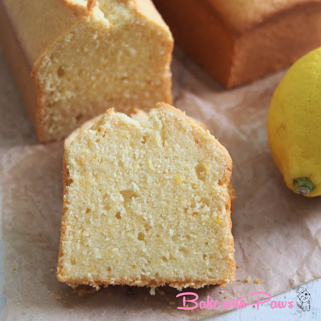 Lemon Yogurt Butter Cake