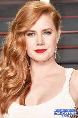 Amy Adams, an American actress and singer