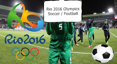Brazil vs South Africa PyeongChang 2018 Olympics Soccer Live Streaming