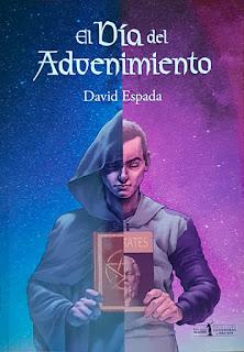 El día del Advenimiento Portada_El_dia_del_Advenimiento_David_Espada