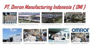 Update Lowongan Kerja Tahun 2020 Untuk Posisi Operator Produksi PT Omron Manufacturing Indonesia