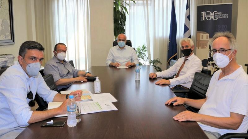 Την ανακύκλωση οργανικών υλικών προωθεί η Περιφέρεια Αν. Μακεδονίας - Θράκης