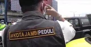 Pemkot Jambi Gelar Pelepasan Petugas dan Relawan di Mako Damkar