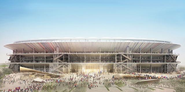 New Camp Nou