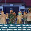 Camat Ma'rang, Kerjasama TNI dan Polri Lakukan Pengamanan Malam Pergantian Tahun 2021