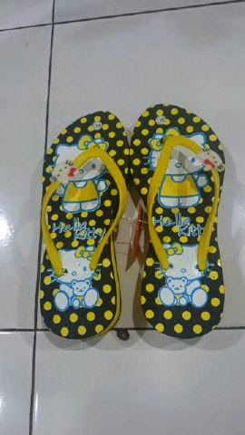 SANDAL HELLO KITTY DUO