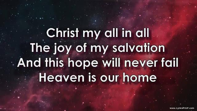 Christ Is Enough Lyrics - HILLSONG WORSHIP [LIVE]