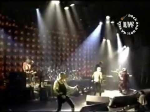 Titãs no Canecão em 1993